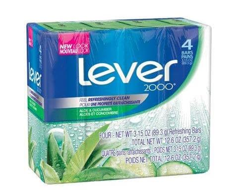 Aloe & Cucumber - with refreshing aloe & cucumber extracts